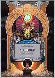 Geissbühler Karl Domenic - Siegfried - Der Ring des Nibelungen