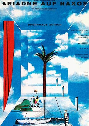 Geissbühler Karl Domenic - Adriane auf Naxos