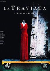 Geissbühler Karl Domenic - La Traviata