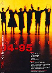 Rust David - Saison 94-95