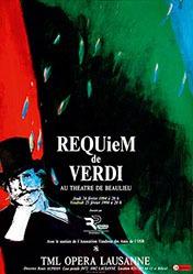 Pichou Dominique - Requiem de Verdi - Giuseppe Verdi