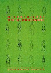 Geissbühler Karl Domenic - Hilfe! Hilfe! Die Globolinks