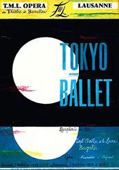 Malcles J.D. - Tokyo Ballet