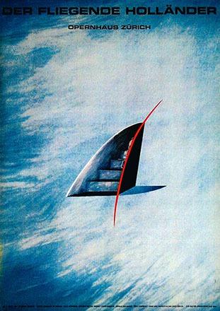 Geissbühler Karl Domenic - Der fliegende Holländer