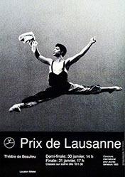 Syburra Thomas (Foto) - Prix de Lausanne