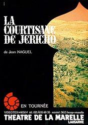 Grafal - La Courtisane de Jericho