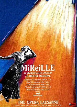 Pichou Dominique - Mireille - Charles-François Gounod