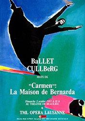 Pichou Dominique - Ballet Cullberg - Carmen