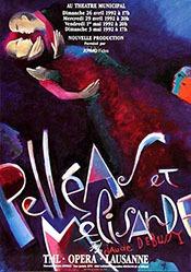 Pichou Dominique - Pelléas et Mélisanda - Claude Debussy