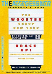 Bosshart Matthias - The Wooster Group New York