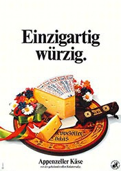 Contexta Werbeagentur - Appenzeller Käse