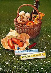 Braumer J. (GGK Werbeagentur) - Thomy Senf