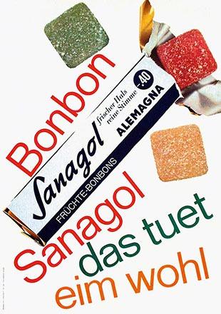 Bärtsch, Murer + Ruckstuhl - Bonbon Sanagol