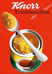 Rolly Hanspeter - Knorr Trinkbouillon