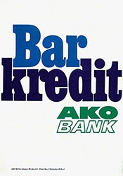 Greminger Walter Atelier - Ako Bank