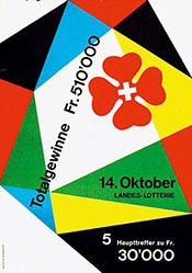 Fischer-Corso Heini - Landes-Lotterie