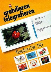 Anonym - Telefon Nr. 110