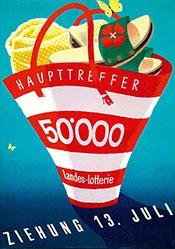 Sigg Walter - Landes-Lotterie