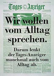 Wiener / Deville / Wälchli - Tages-Anzeiger
