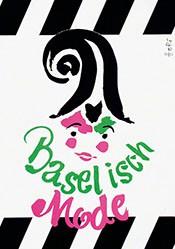 Hort Hans Peter - Basel isch Mode