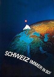 La Roche Beni - Schweiz immer in Sicht
