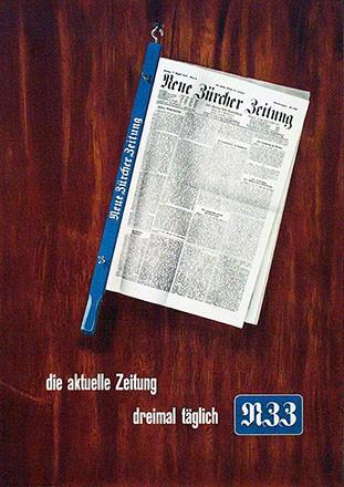 Suter - Neue Zürcher Zeitung