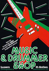 Hunkeler Ruedi Atelier - Music & Drummer Shop