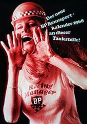 Anonym - BP Rennsportkalender