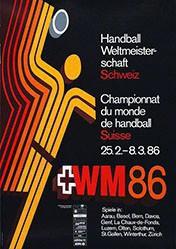 Cermusoni + Wyder - Handball Weltmeisterschaft