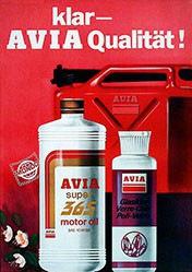 Jost H.C. - Avia Motor Oil