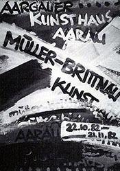 Müller-Brittnau Willy - Willy Müller-Brittnau
