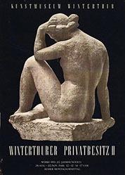 Bretscher Hansjörg - Winterthurer Privatbesitz