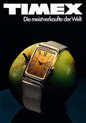 Wirz Adolf Werbeberatung - Timex