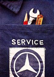 Anonym - Mercedes Service