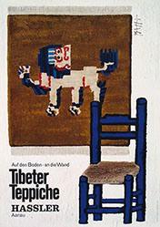 Piatti Celestino - Tibeter Teppiche
