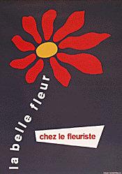 Anonym - La belle fleur