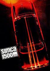 Toscan & Selmi - Simca 1500