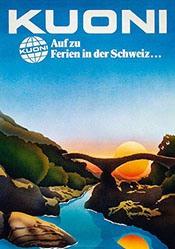 Farner Rudolf Werbeagentur - Kuoni