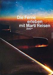 Jeker Mark - Marti Reisen