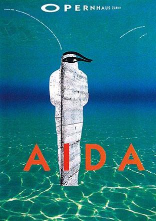 Geissbühler Karl Domenic - Aida