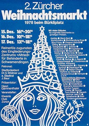 Anonym - 2. Zürcher Weihnachtsmarkt