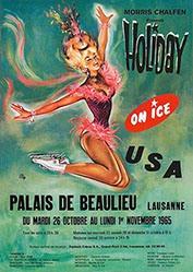 O'Kley (Pierre Gilardeau) - Holiday on Ice