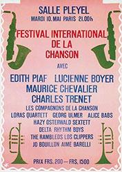 Anonym - Festival de la Chanson