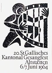 Weiskönig Werner - St. Gallisches Kantonal