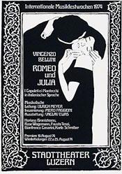 Bachmann Eugen - Romeo und Julia