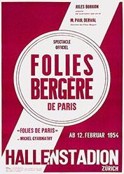Anonym - Folies Bergère