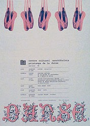 Monogramm JPZ - Danse