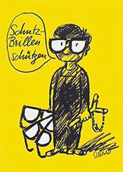 Schaad Hans P. - Schutzbrillen schützen