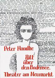 Anonym - Peter Handke -