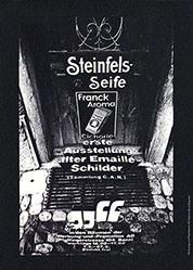 Speck / Wirz / Stauffer - Erste Ausstellung alter Emailschilder